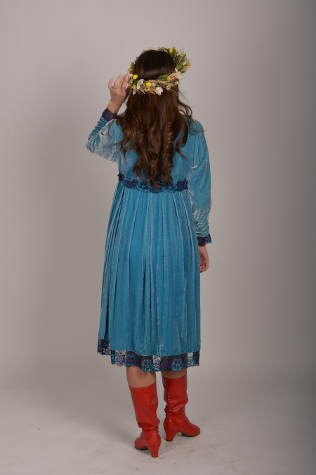 Платье стилизованное украинское