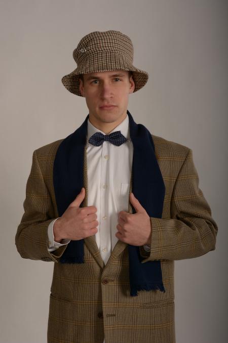Шляпа foster scotland