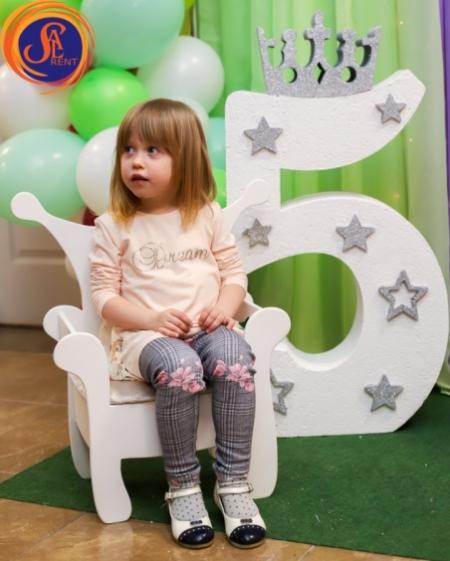 Детский трон