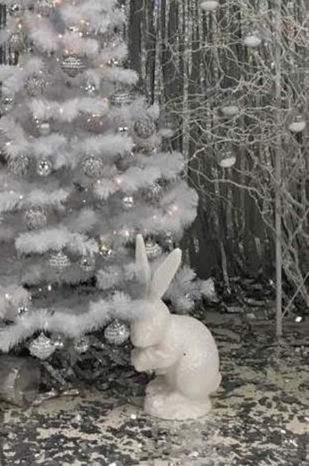 Заяц из пенопласта под новогоднюю елку. Киев | SAL-rent