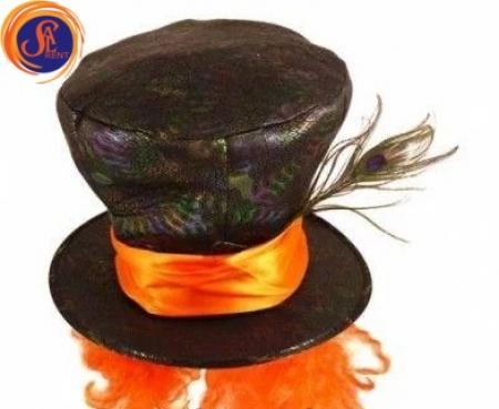 Шляпа Шляпника с париком