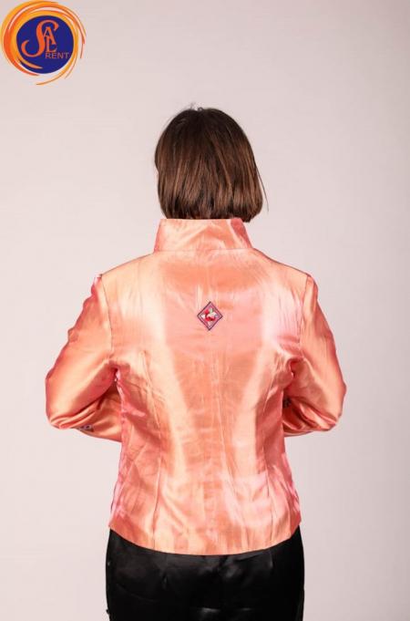 Пиджак в китайском стиле, хостес 1