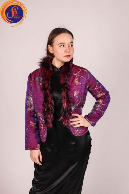 Пиджак в китайском стиле, хостес 3