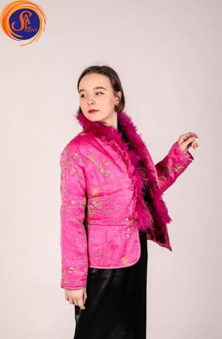 Пиджак в китайском стиле, хостес 4