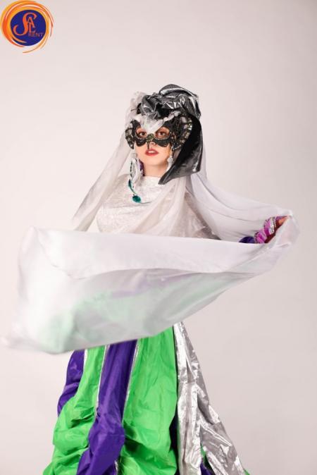 Венецианский карнавал (женский)