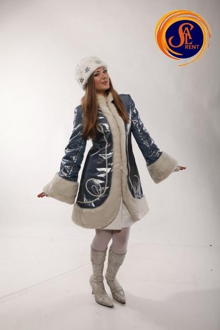 Прокат костюма снегурочки в Киеве с доставкой | SAL-rent