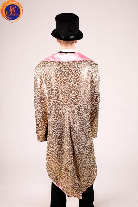 Фрак леопардовый