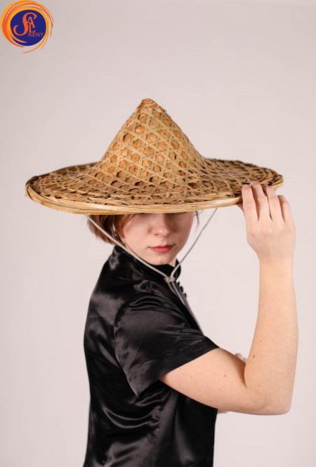 Азиатский головной убор 3
