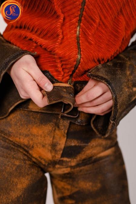 Костюм ковбойский стилизованный