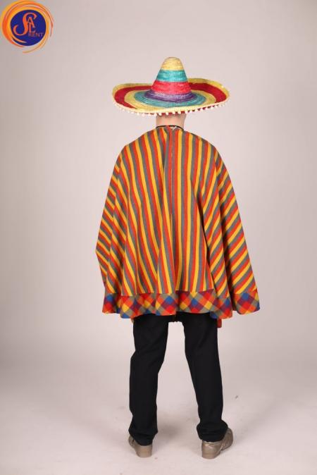 Мексиканский мужской костюм