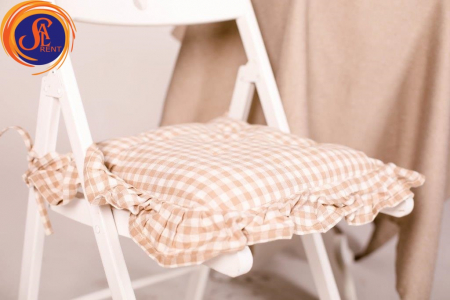 Подушки на стул в стиле Прованс