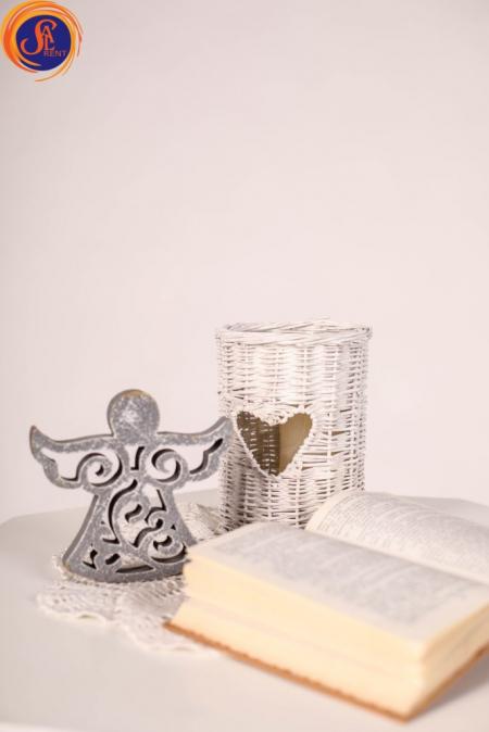 Плетенная ваза «Прованс»
