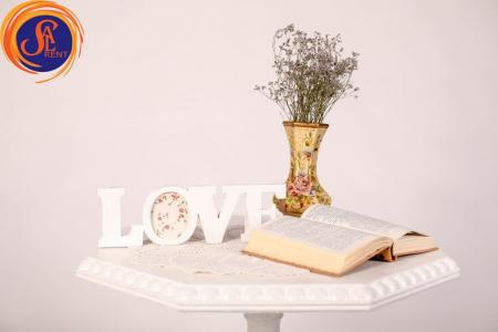 Табличка-фоторамка «LOVE»