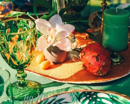 ИДЕЯ: праздник в стиле Тропики