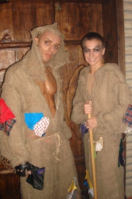 Прокат карнавального костюма Бомж в Киеве | SAL-rent
