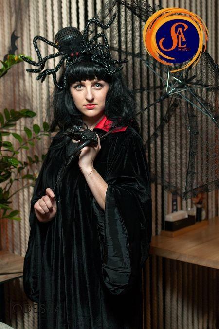 Черная вдова, Ведьма