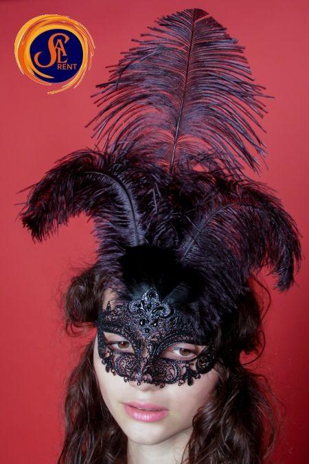 Маска Миледи | SAL-rent, прокат костюмов, маски