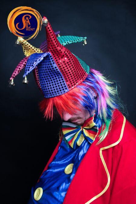 Шляпа Арлекино