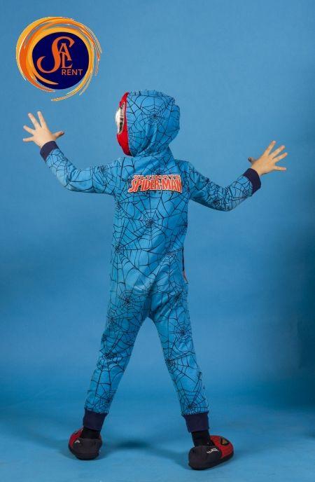 Прокат десткого костюма Spider-Man в Киеве | SAL-rent