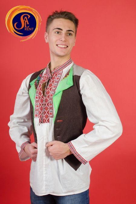 Жилетка украинская стилизованная