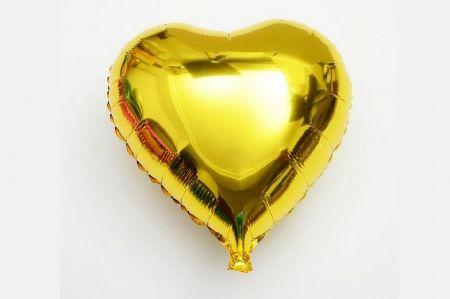 Сердце фольгированное