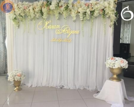 Свадебная фотозона в аренду, оформление, Киев | SAL-rent