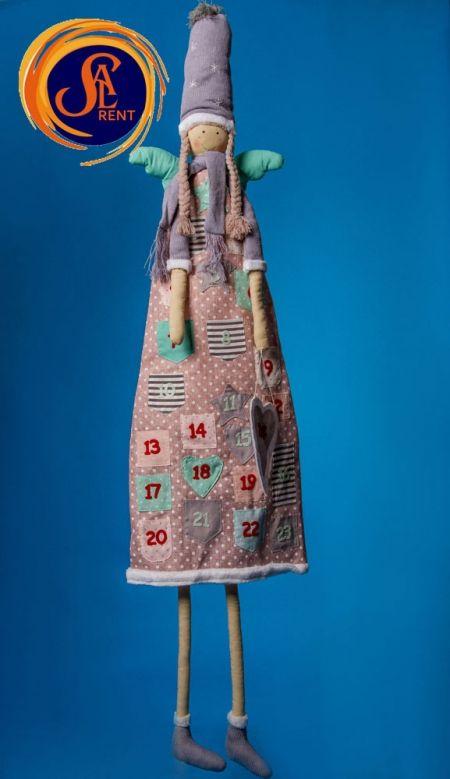 Кукла длинная