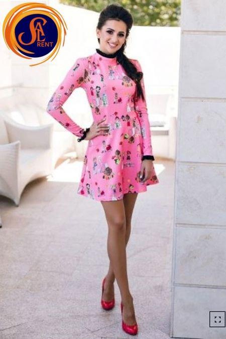 Платье Pink