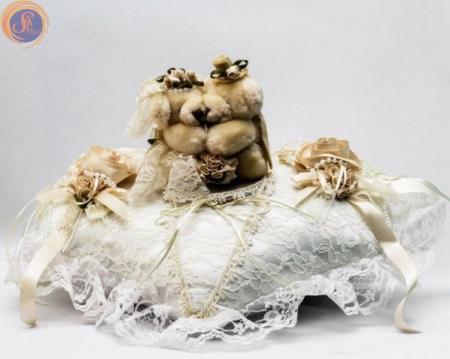 Аренда подушечек для колец на свадьбу | SAL-rent
