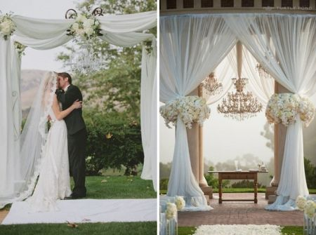 Аренда свадебной арки в Киеве, оформление арки | SAL-rent