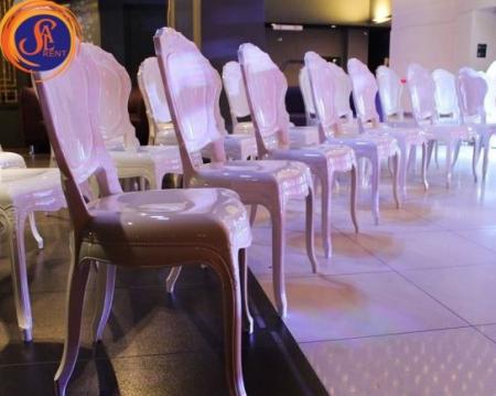 Аренда свадебных стульев в Киеве. Стулья для выездной церемонии | SAL-rent
