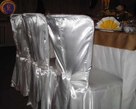 Аренда чехлов на стулья на свадьбу | SAL-rent