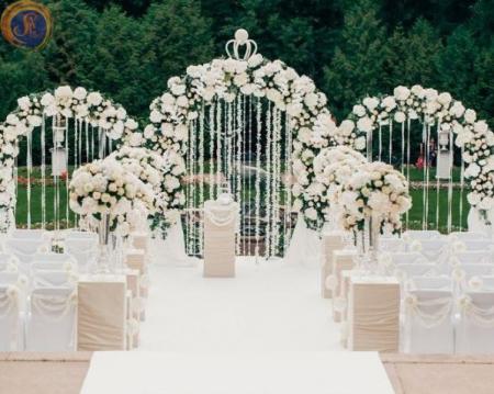 Аренда ковровой дорожки на свадьбу| SAL-rent