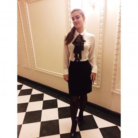 Блуза Rina