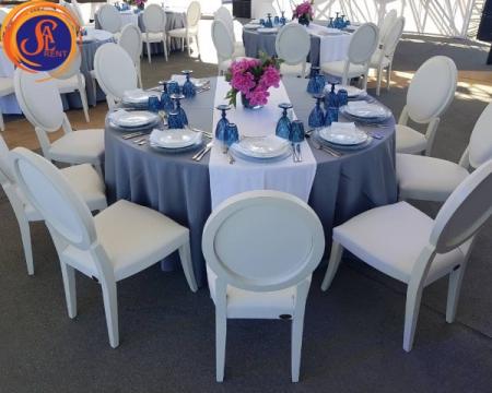 Аренда мягких стульев на свадьбу в Киеве. Лучшая цена. Стул Рим | SAL-rent