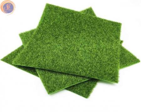 Трава искусственная