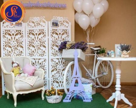Аренда классического кресла Грация в Киеве | SAL-rent