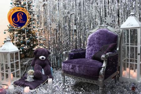 Фотозона Новогодняя №1
