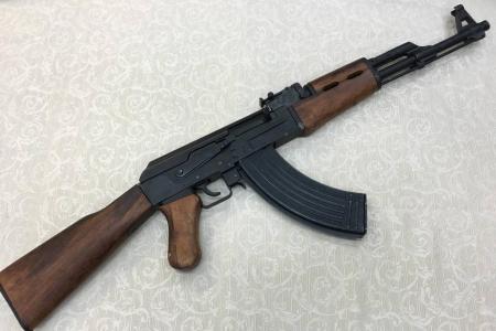 Автомат АК-47 (копия)