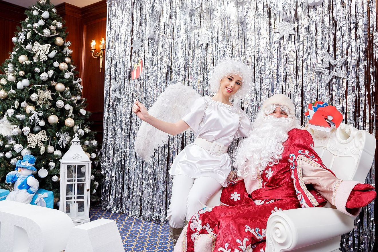 SAL-rent воплощает новогоднюю сказку в реальность!