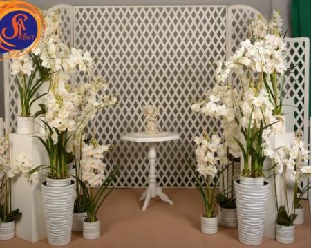 Аренда столика для росписи на свадьбу в Киеве | SAL-rent