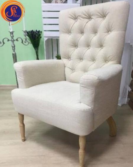 Кресло «Прованс» белое