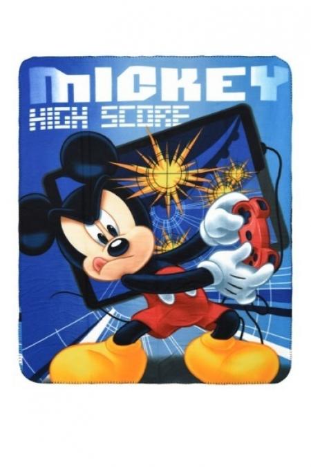 Пледы Mickey