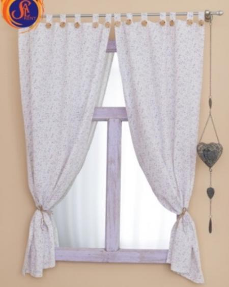 Окно-зеркало «Прованс»