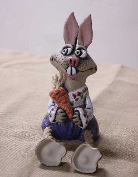 Зайцы/коты (фигурки, копилки)