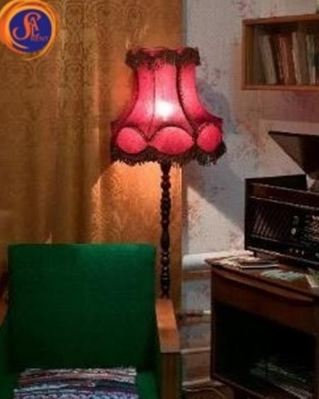 Торшер винтажный, аренда в Киеве | SAL-rent